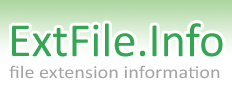 ExtFile.info - The File Extensions Information
